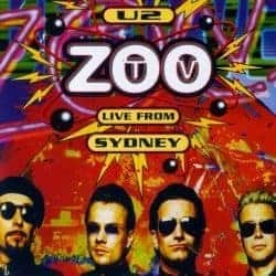 U2 | Concert Zoo TV Tour: Live From Sydney '93
