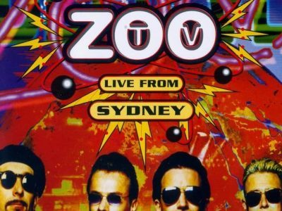 U2 - Zoo TV - Live From Sydney 1993
