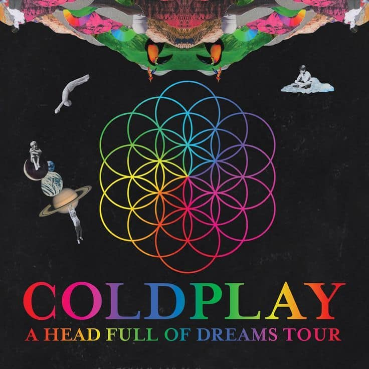 Coldplay | Concert A Head Full of Dream Tour: Live in Los Angeles '16