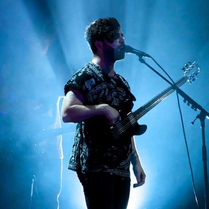 Foals   Concert This Is Not a Love Song Festival '16