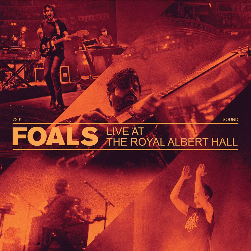 Foals - Live at the Royal Albert Hall 2013