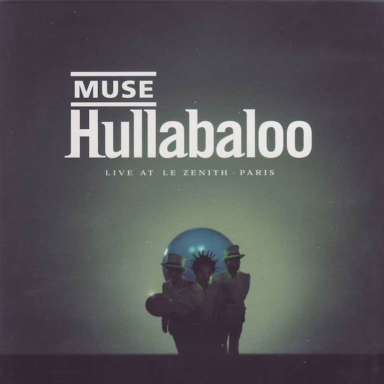 Muse - Hullabaloo Tour - Paris 2001