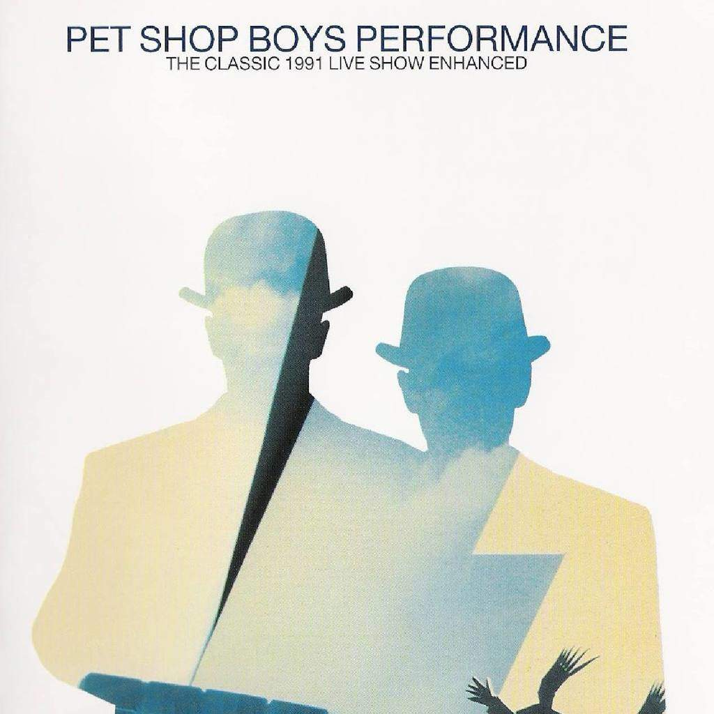 Pet Shop Boys - Performance Tour - 1991