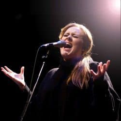 Adele | Konzert Adele Live Tour: Live at The Tabernacle '11