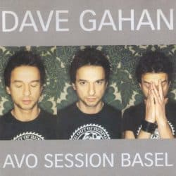 Dave Gahan | Konzert Paper Monsters Tour – AVO Session: Live in Basel '03