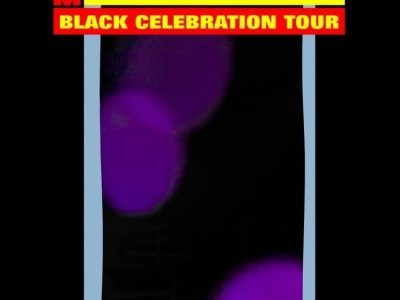 Depeche Mode - Concert Black Celebration Tour 1986