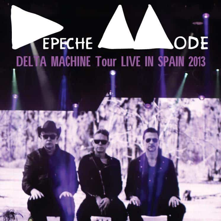 Depeche Mode - Concert Delta Machine Tour- Live in Spain 2013