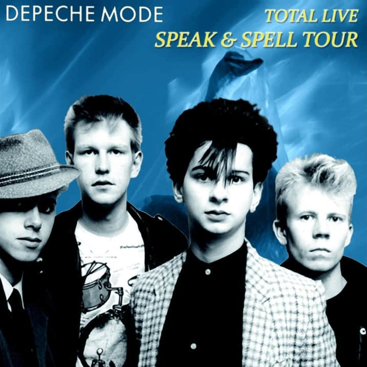 Depeche Mode - Concert Speak & Spell Tour 1981