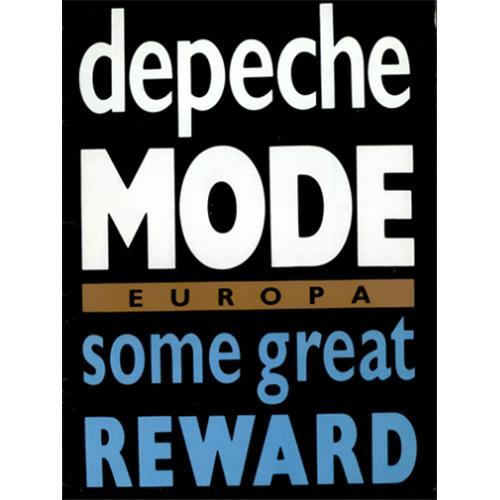 Depeche Mode - Some Great Reaward Tour - Live at Rockscene Festival 1985