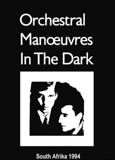 Orchestral Manoeuvres in the Dark (OMD) | Concert Liberator Tour: Live in South Africa '93