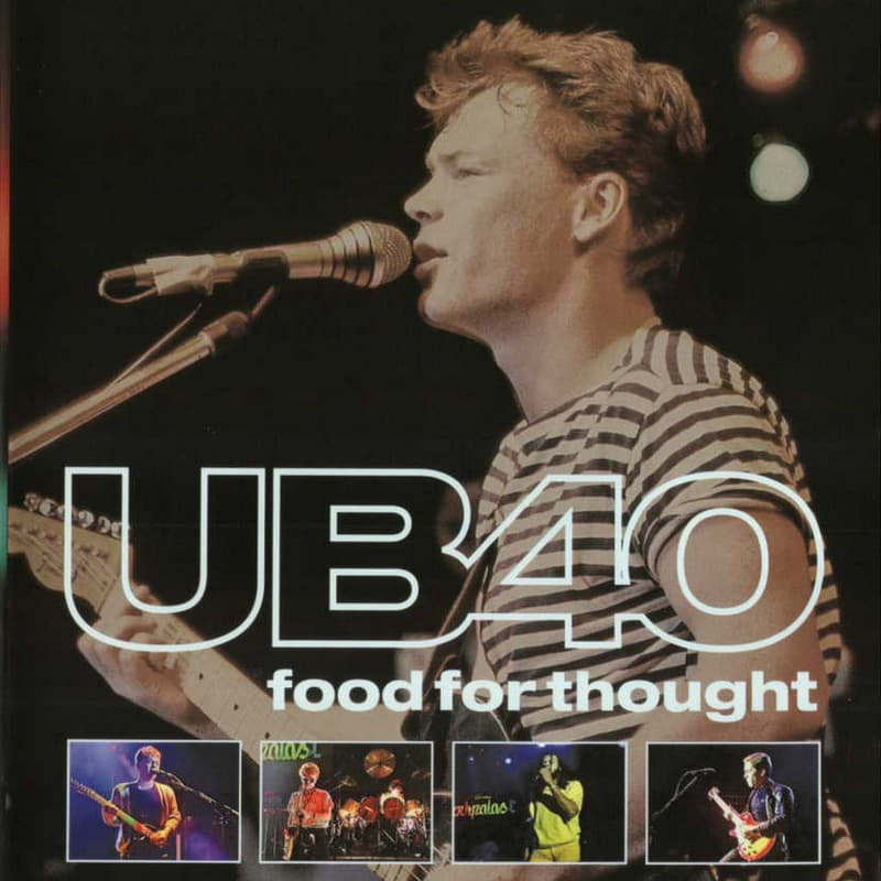 UB40 - Food for Thought - Live at Rockpalast 1981