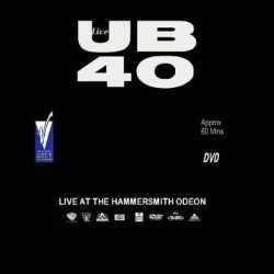 UB40 | Konzert Live at Hammersmith Odeon '83