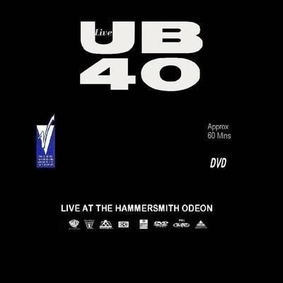 UB40 - Live at Hammersmith Odeon 1983c