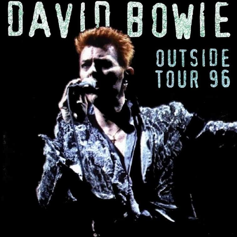 David Bowie - Concert Outside Tour- Live @ Rockpalast '96 - Loreley Festival