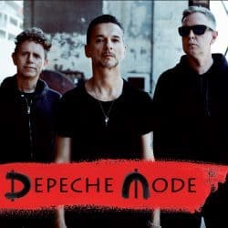 Depeche Mode | Konzert Global Spirit Tour: Live at Studio Rive Gauche '17