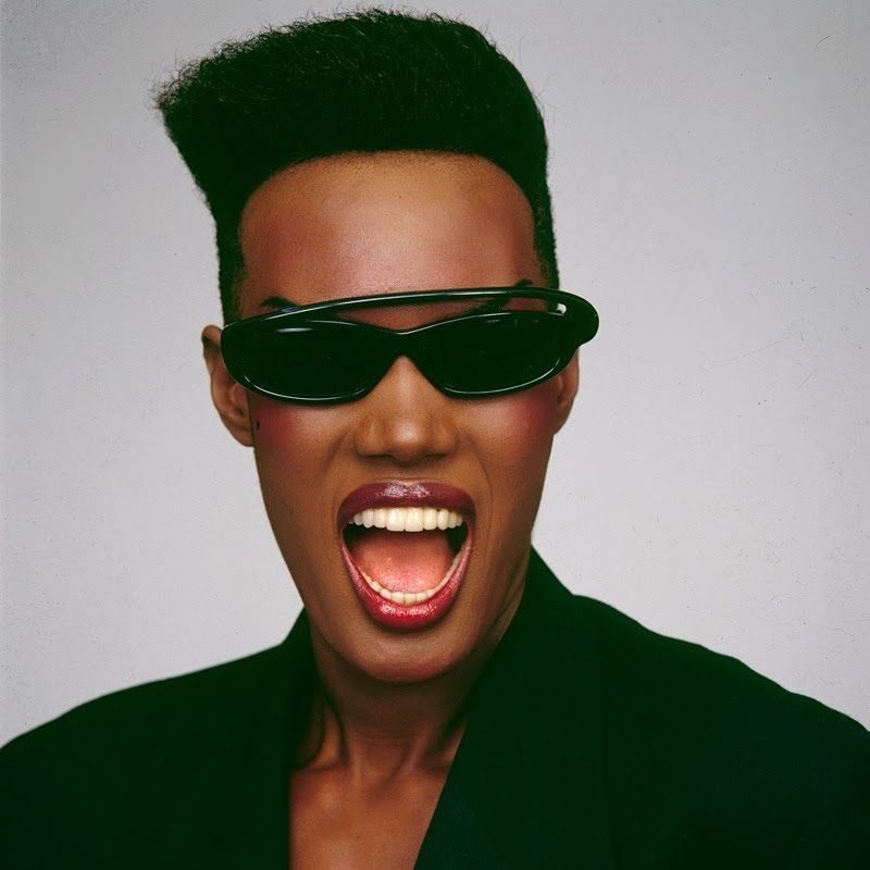 Grace Jones - Best of 75-11