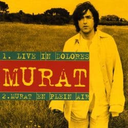 Jean-Louis Murat | Konzert Live in Dolorès Tour: The Black Sessions '98