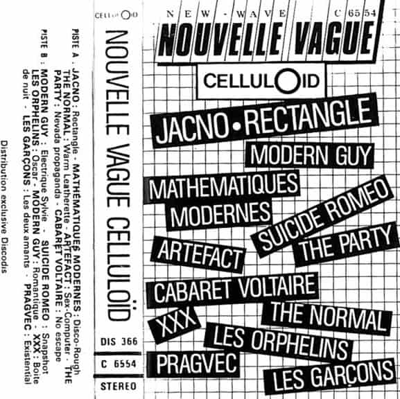 Nouvelle Vague - Celluloïd - 1981