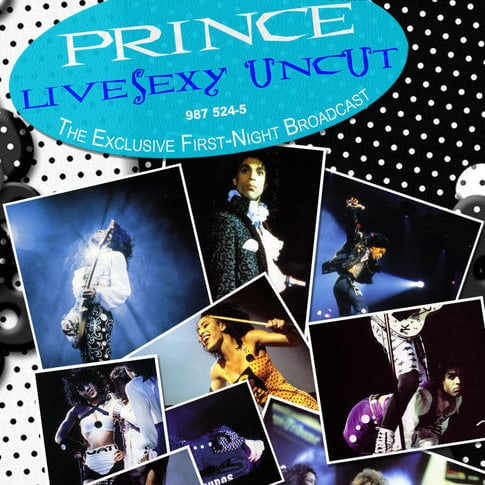 Prince - Concert LiveSexy 1988