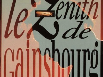 Serge Gainsbourg - Le Zenith 1988