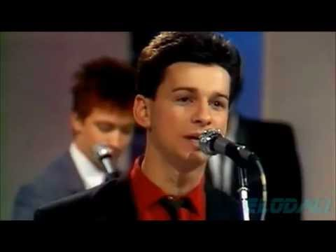 DEPECHE MODE – Just Can't Get Enought [Live@TV Francaise 1982]