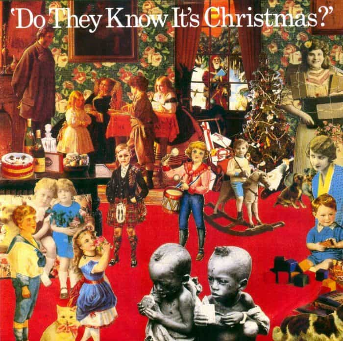 Band Aid | Do They Know It's Christmas? – 1984