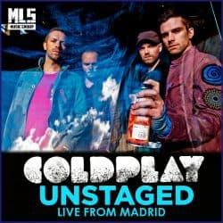 Coldplay | Konzert Mylo Xyloto Tour: Live Unstaged From Madrid '11