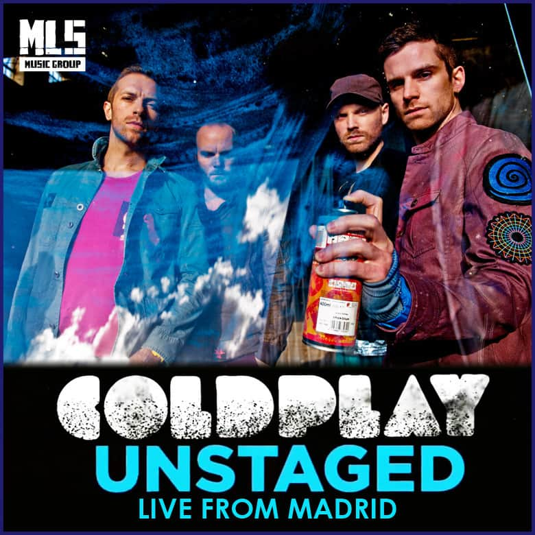Coldplay - Concert Live Unstaged From Madrid 2011