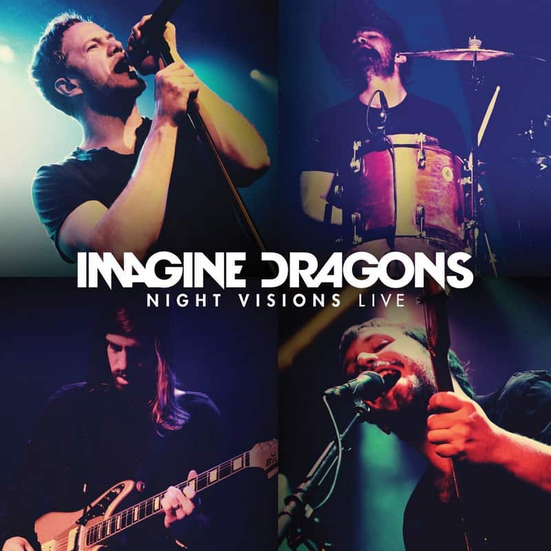 Imagine Dragons - Concert Night Visions Live 2013