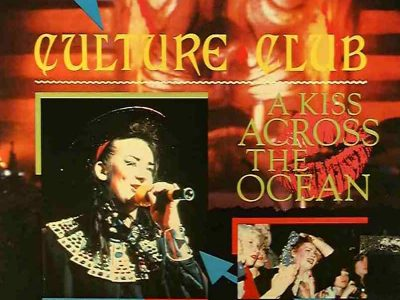 Culture Club - Concert A King Across the Ocean- Live at Hammersmith Odeon 1983