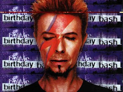 David Bowie - Concert 50th Birthday- Live in New York '97