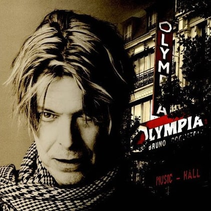David Bowie - Concert Heathen Tour- Live at Olympia Paris 2002