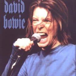David Bowie | Concert The Hours… Tour: Live à l'Élysée Montmartre Paris '99