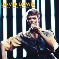 David Bowie | Konzert The Isolar II – The 1978 World Tour: Live in Dallas '78