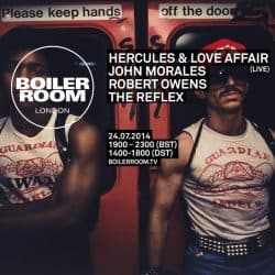 Hercules & Love Affair | Concert Live Set at Boiler Room '14