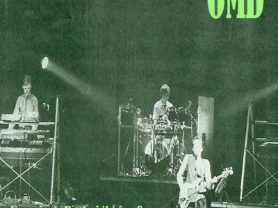 OMD - Concert Live at Veronica's Rocknight for Greenpeace 1985