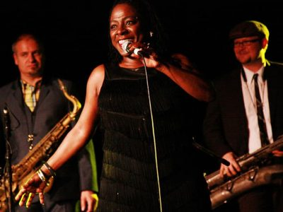 Sharon Jones & The Dap-Kings - Concert Live at Sydney 2009