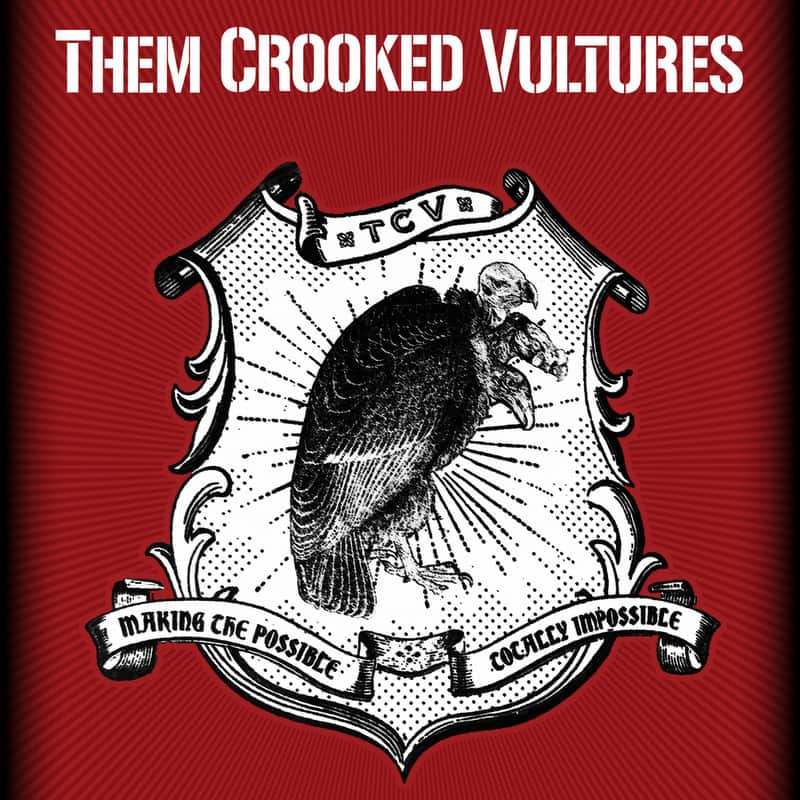 Them Crooked Vultures - Concert Deserve the Future Tour- Live at the Palladium 2009
