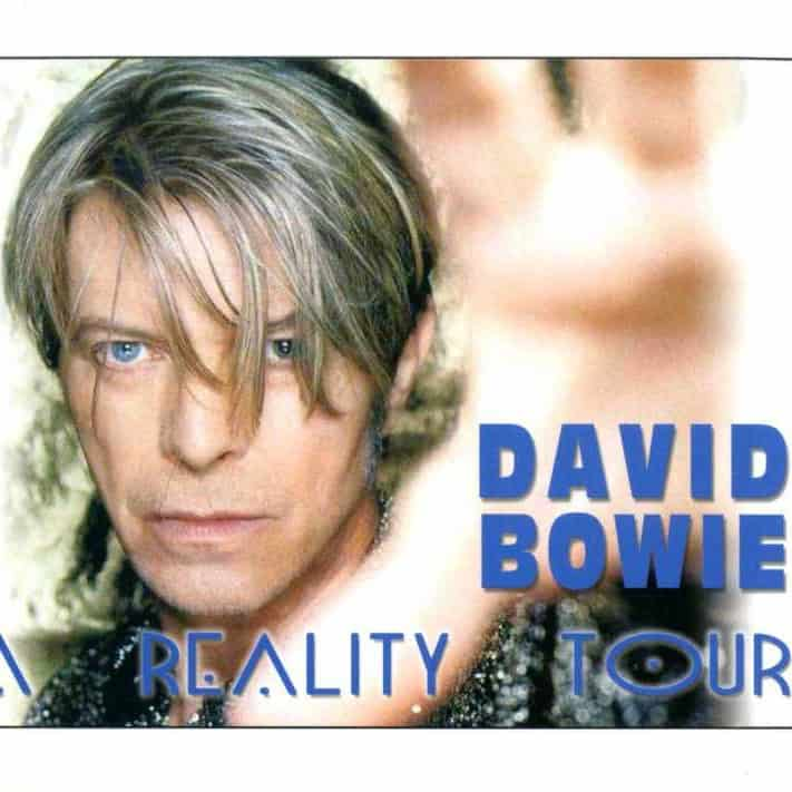 David Bowie - A Reality Tour
