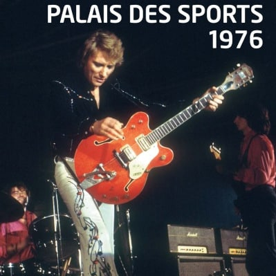Johnny Hallyday - Concert Johnny Hallyday Story- Live Palais des Sports 1976