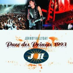 "Johnny Hallyday | Concert ""Retiens ta Nuit"" at the Parc des Princes '93"