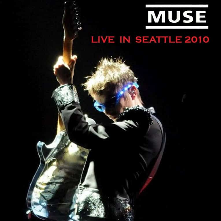 Muse - Concert Resistance Tour- Live in Seattle 2010
