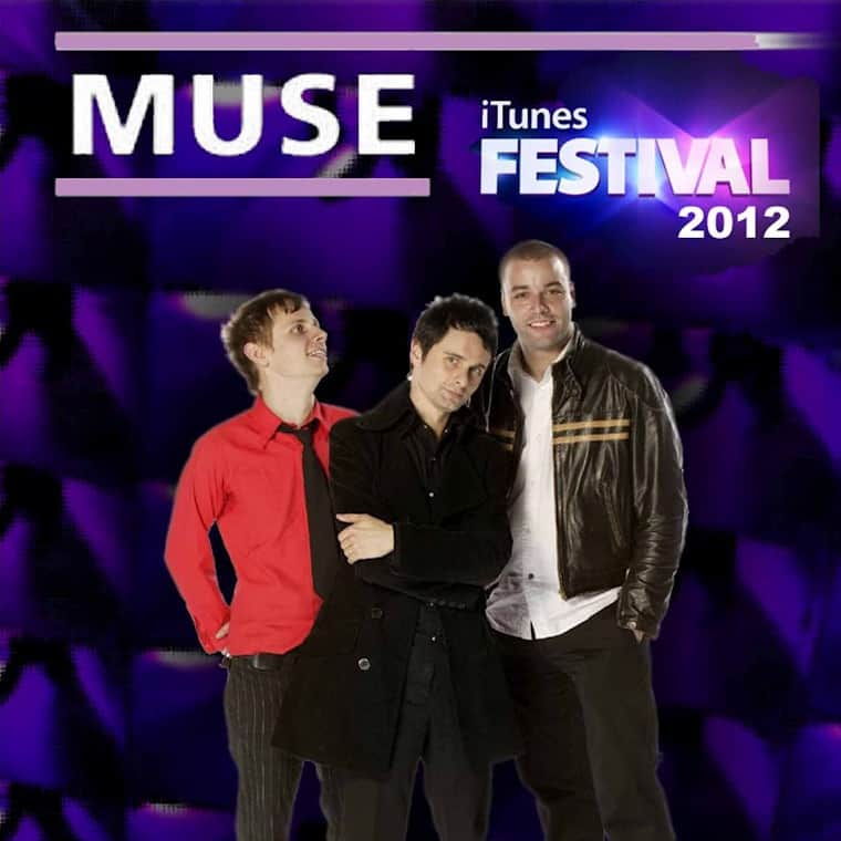 Muse - Concert iTunes Festival- Live at The Roundhouse 2012