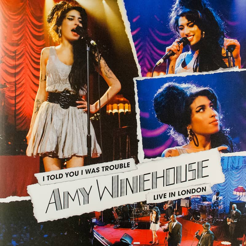 Amy Winehouse - Concert I Told You I Was in Trouble - Back to Black Tour- Live in London 2007