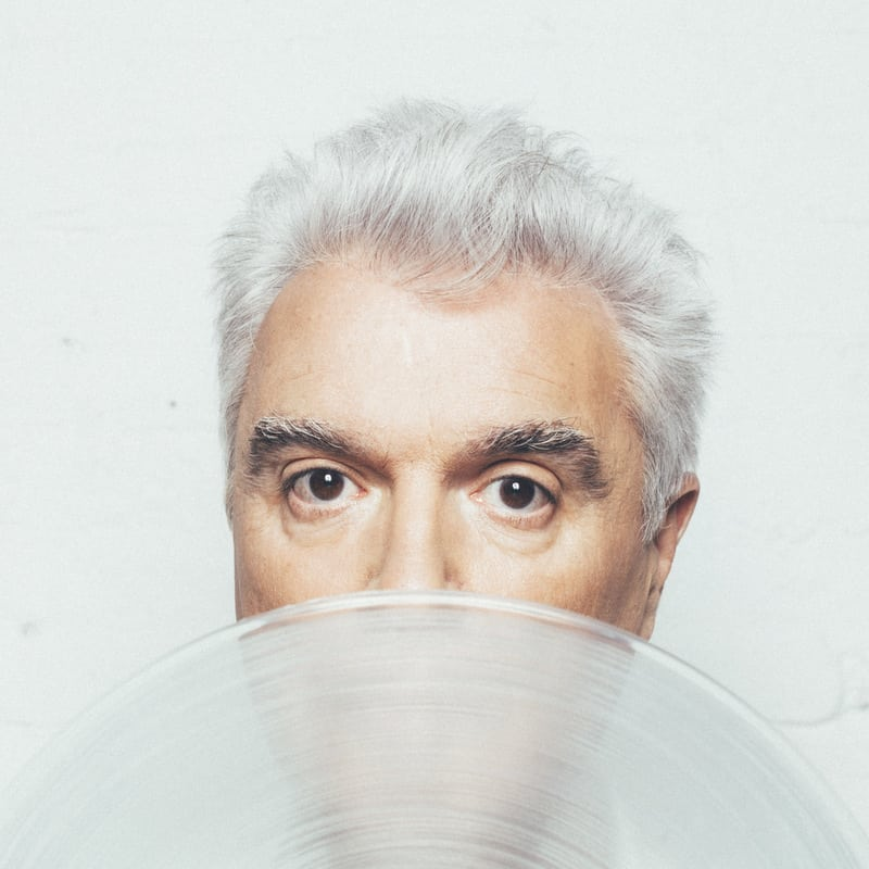 David Byrne - Best of 81-18