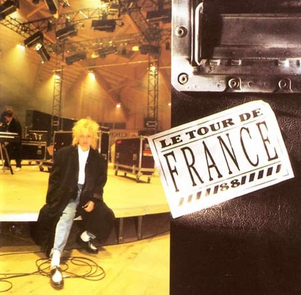 France Gall - Concert Le Tour de France: Live @ Le Zénith de Paris1987