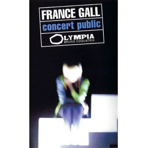 France Gall - Concert Public Olympia 1996