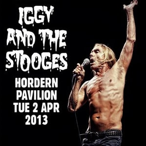 Iggy Pop and The Stooges - Live at The Hordern Pavilion Sydney 2013