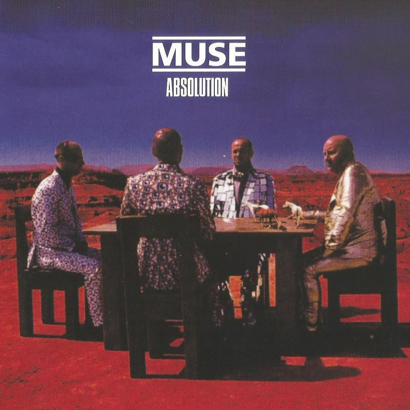 Muse | Konzert Absolution Tour: Live at Glastonbury Festival '04