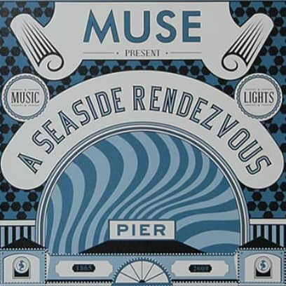 Muse | Concert The Resistance Tour: A Seaside Rendezvous '09